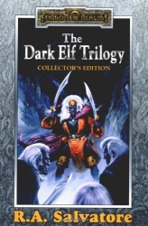 The dark elf trilogy. Homeland