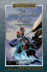The Icewind dale trilogy. The crystal shard