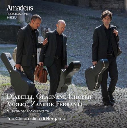 Diabelli, Gragnani, Lhoyer, Varlet, Zani de Ferranti