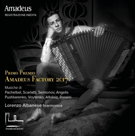Primo Premio Amadeus Factory 2017