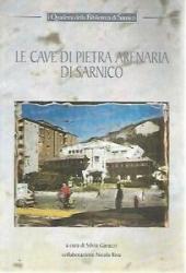 Le cave di pietra arenaria di Sarnico