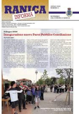 Ranica informa news