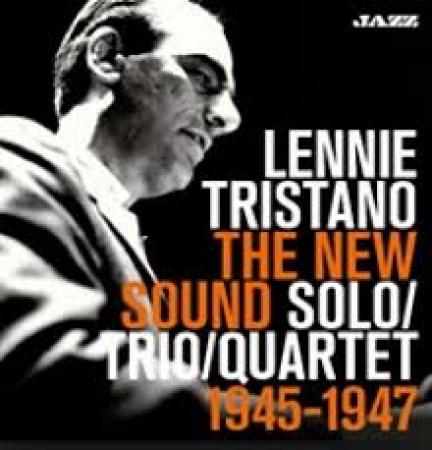 The new sound Solo/trio/Quartet 1945-1947